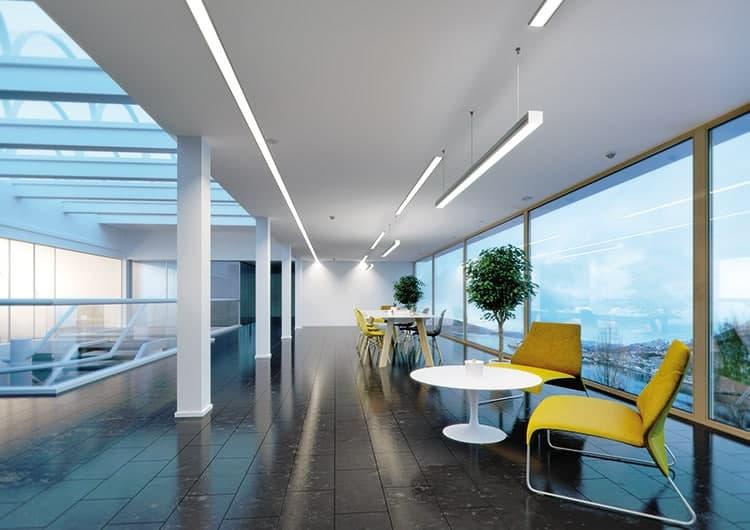 انتخاب مناسب ترین چراغ خطی آویز برای فضا های داخلی