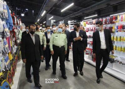 هایپرکار شریعتی تهران چراغ خطی